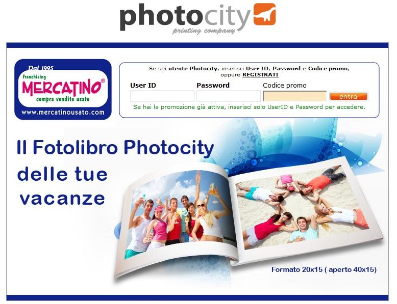promo photocity mercatino