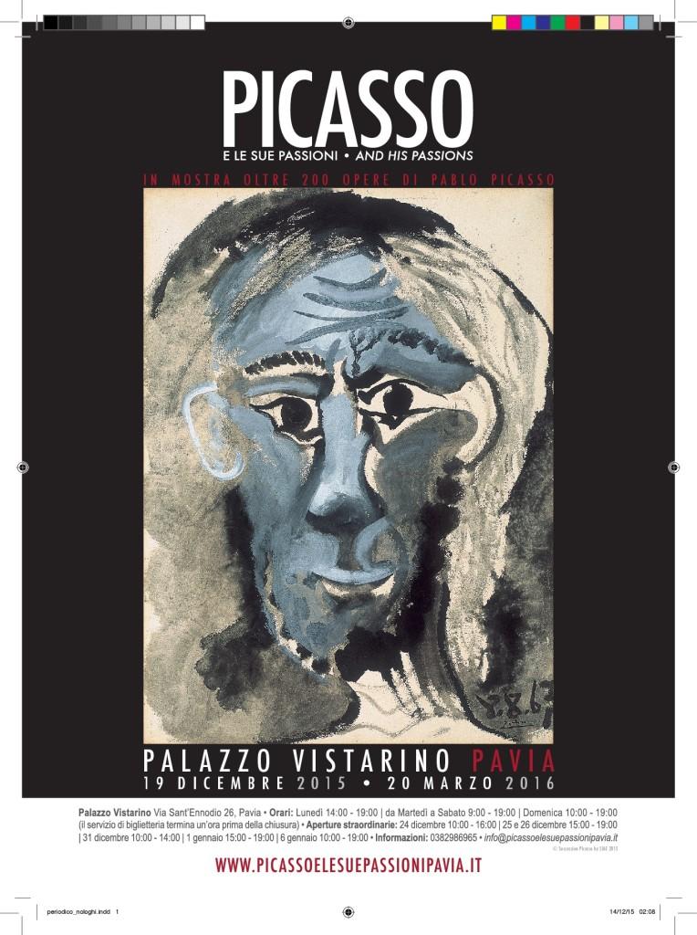 Picasso Pavia 2015