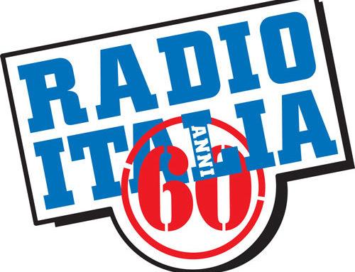 InShoppingCenter on air su Radio Italia Anni 60
