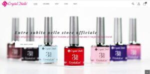 Screenshot sito arnia