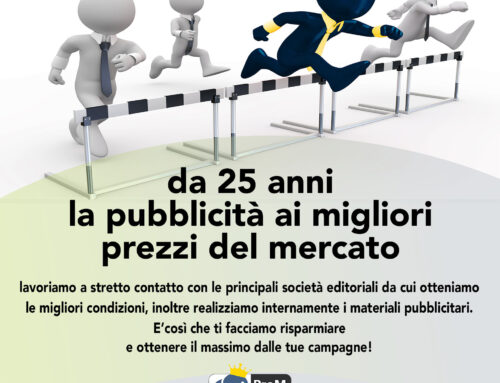 ProM in campagna pubblicitaria a Marzo!