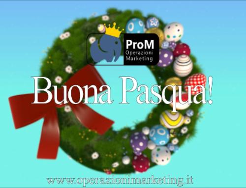Auguri di Buona Pasqua da ProM